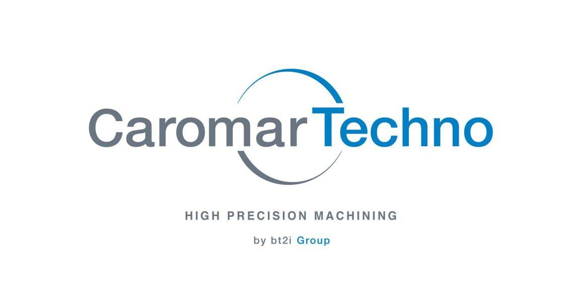 Caromar Techno logotype